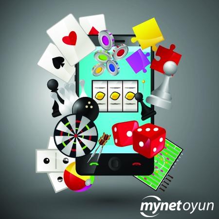 Mynet Oyun'un Mobil Oyunları ile Eğlence Her Yerde!
