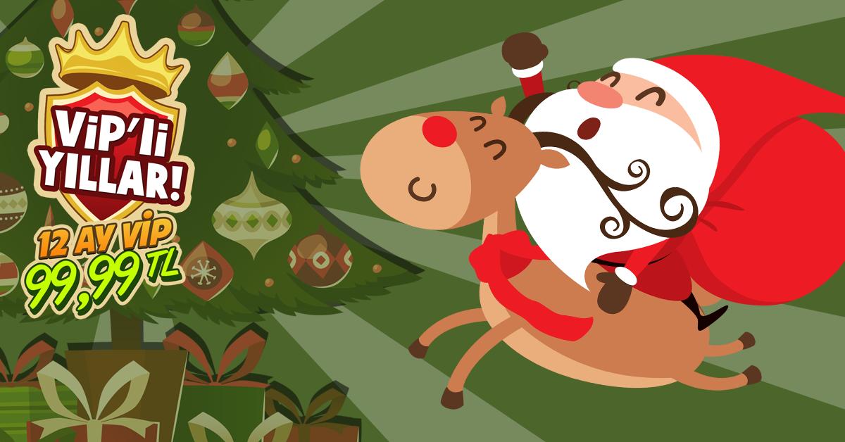 Mynet Oyun'da Muhteşem Yeni Yıl Kampanyaları